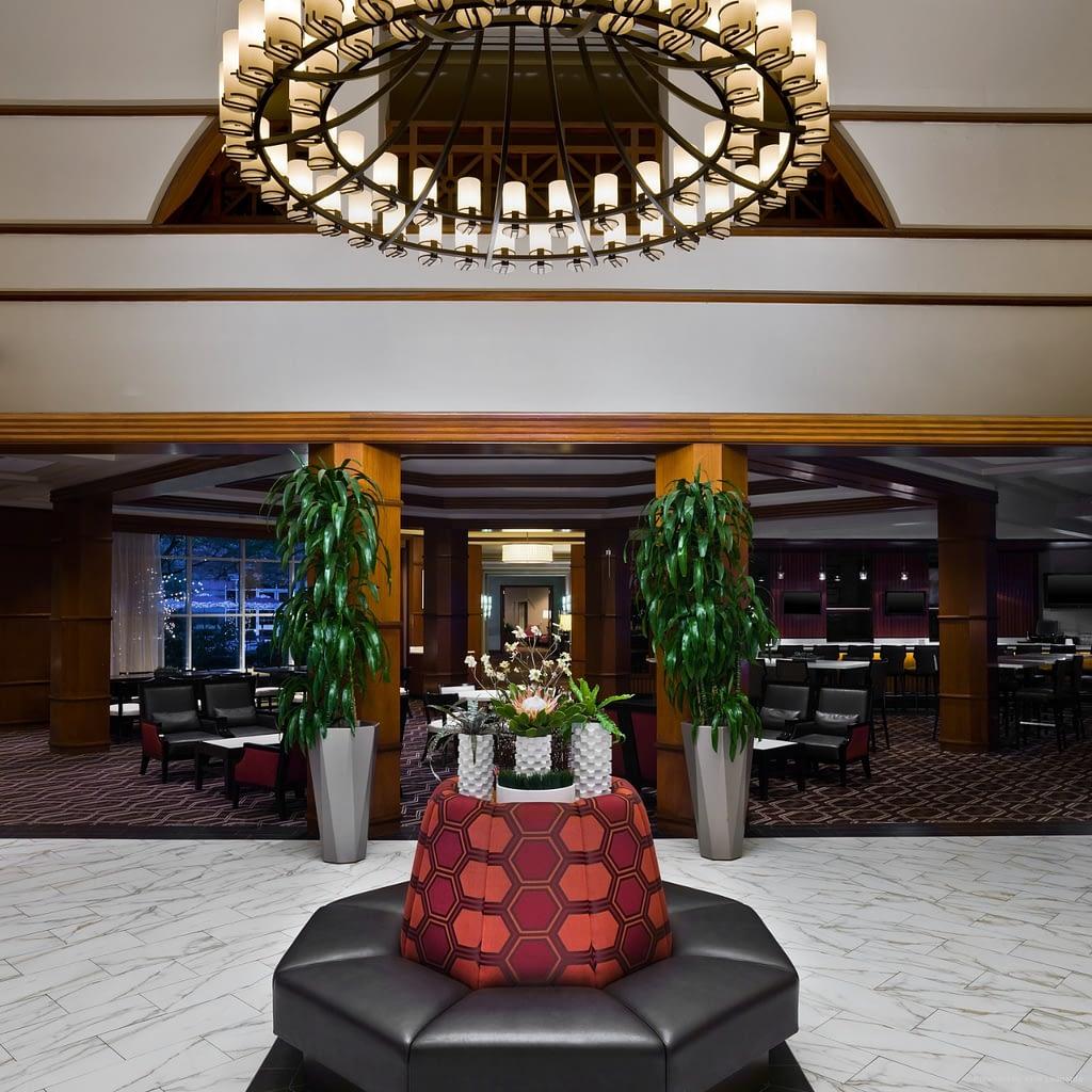 Sheraton Boston Needham Hotel reopens under new management