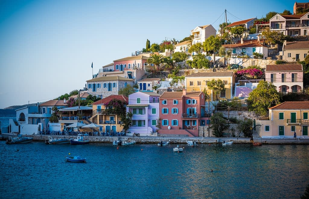 Travelers can once again enjoy the beautiful scenes of Greece