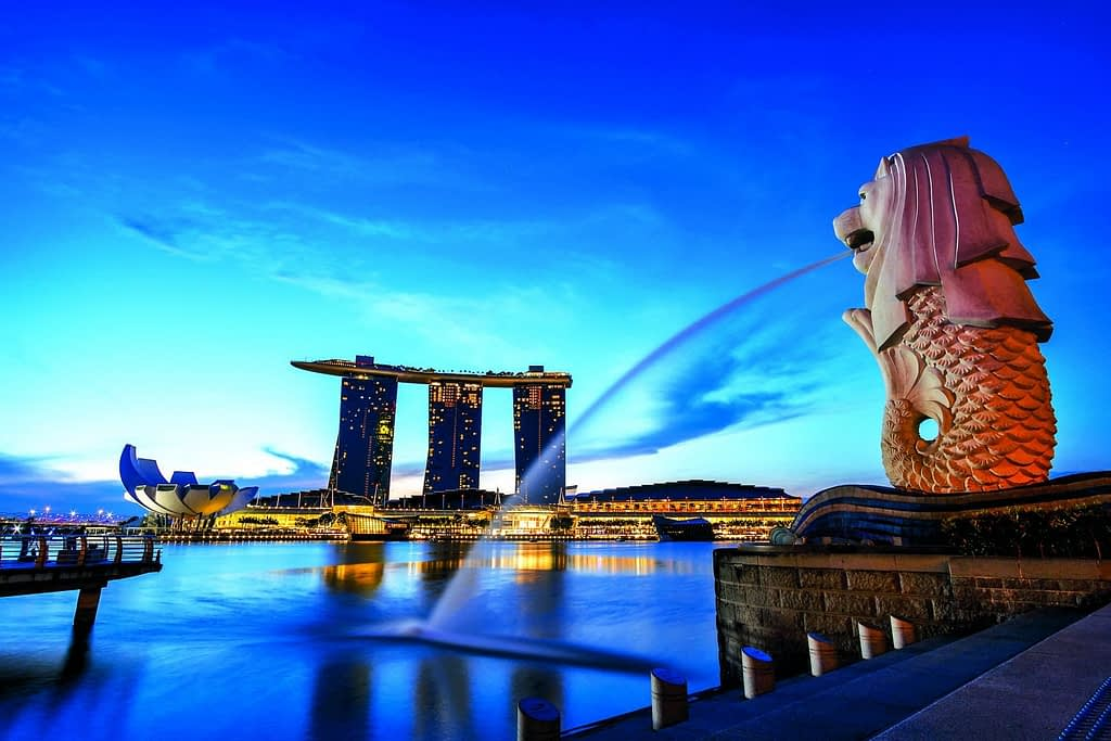 Singapore 'Bubble' business hotel welcomes first guests