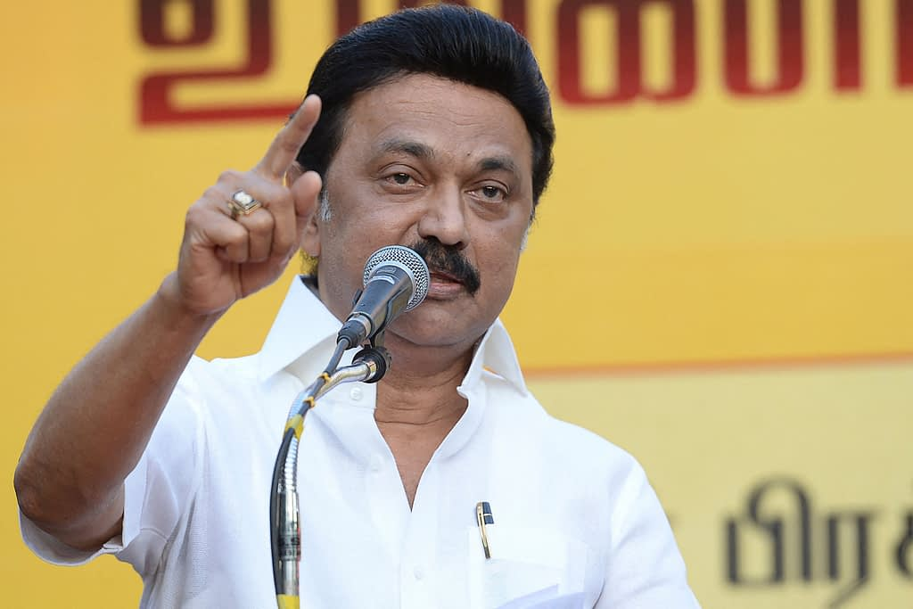 MK Stalin, Chief Minister of Tamil Nadu