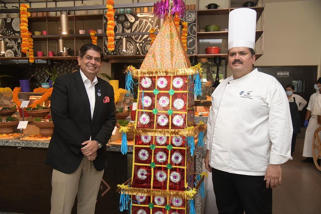 Novotel Hyderabad Convention Centre celebrates Bonalu festival with a special brunch