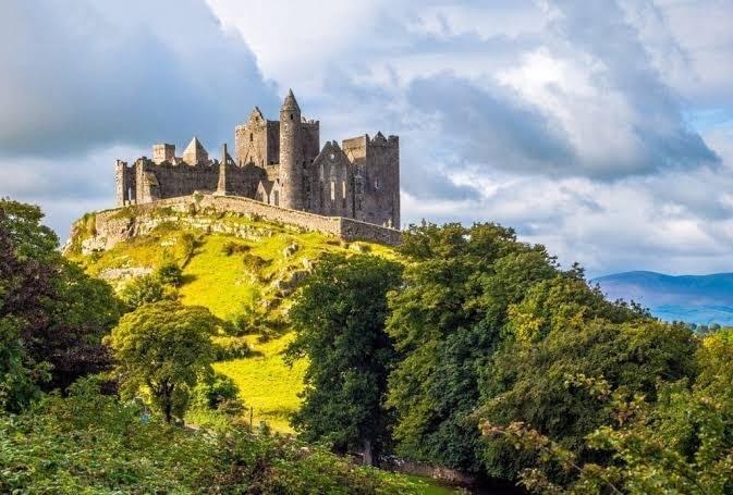 Enthralling Ireland