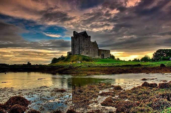 Ireland's tourism has always been a crowd puller
