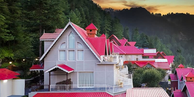 The Regenta Resort & Spa, Mashobra