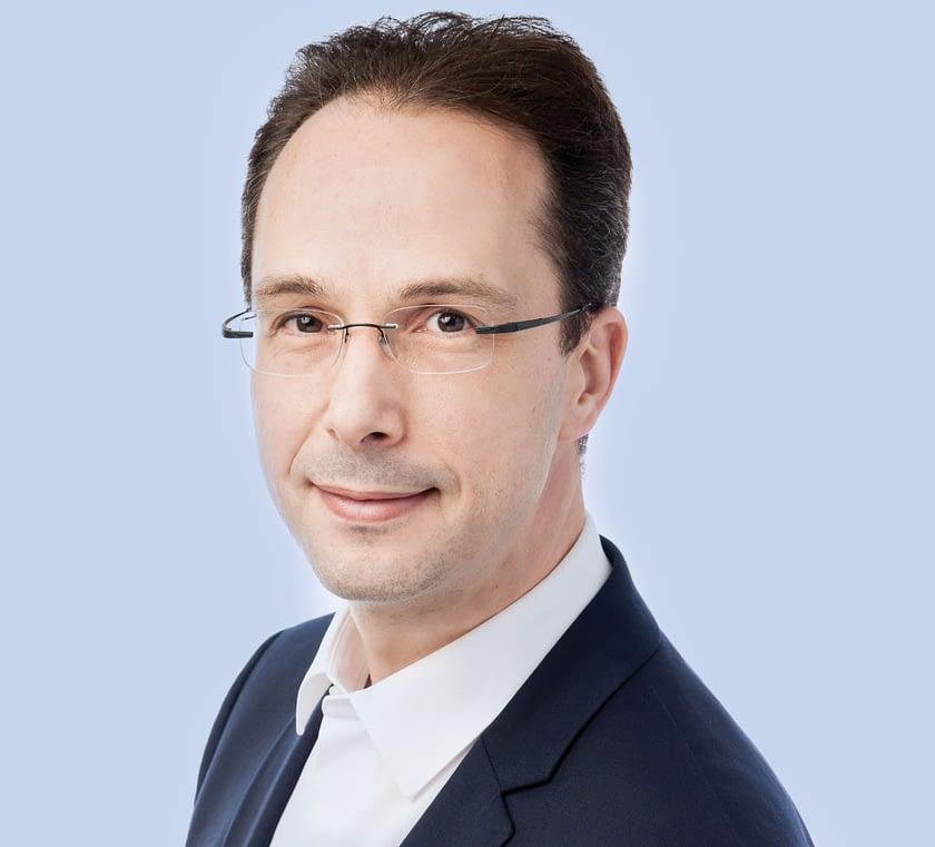 David Lavorel, CEO, SITA at Airports and Borders