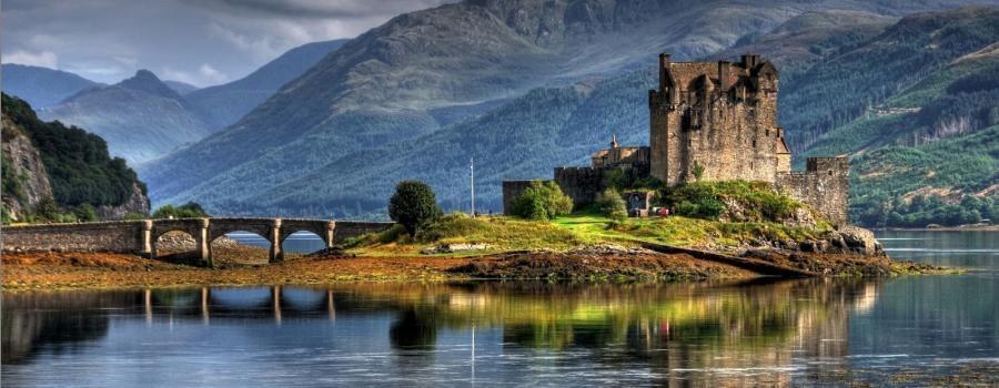 enthralling scotland